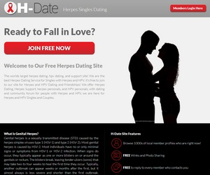 single with herpes and online dating